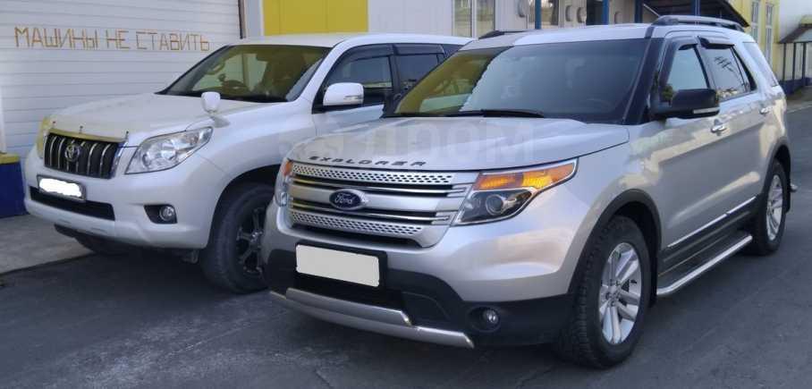 Ford Explorer, 2013 год, 1 450 000 руб.