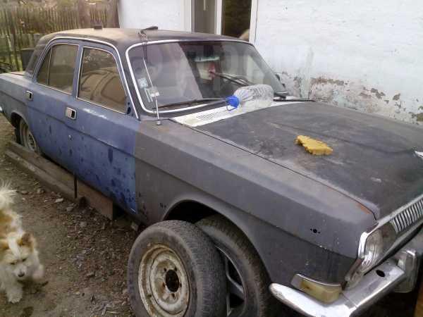 ГАЗ 24 Волга, 1981 год, 45 000 руб.