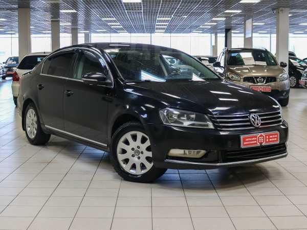 Volkswagen Passat, 2011 год, 524 900 руб.