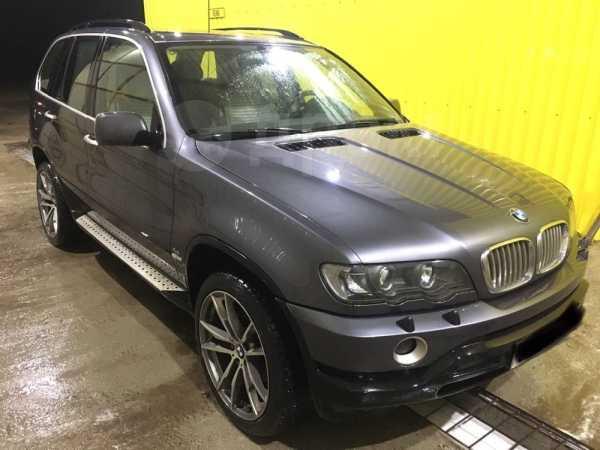 BMW X5, 2002 год, 300 000 руб.