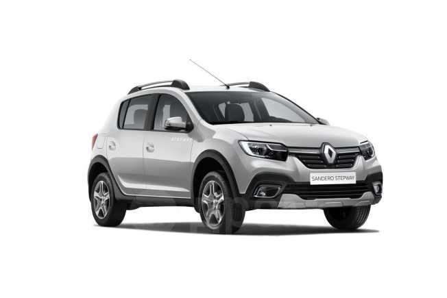 Renault Sandero Stepway, 2019 год, 831 980 руб.