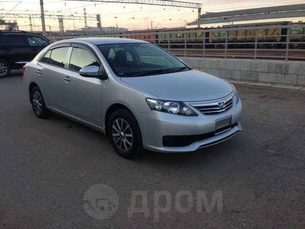 Toyota Allion, 2016 год, 970 000 руб.