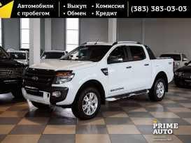 Новосибирск Ranger 2013