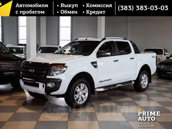 Ford Ranger, 2013 год, 1 454 000 руб.