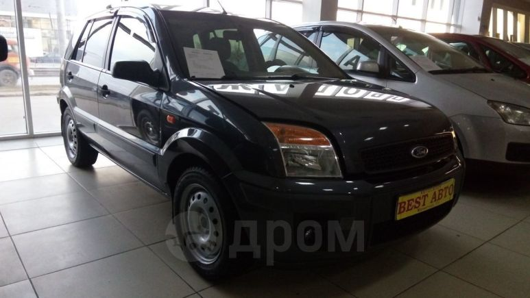 Ford Fusion, 2008 год, 268 000 руб.