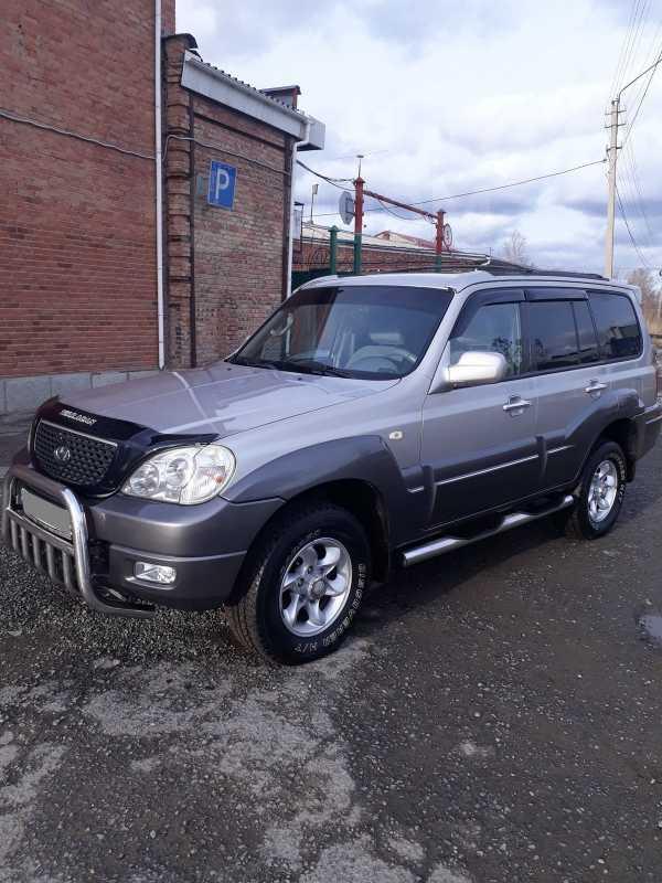Hyundai Terracan, 2005 год, 595 000 руб.