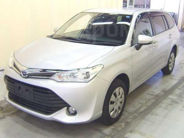 Toyota Corolla Fielder, 2016 год, 785 000 руб.