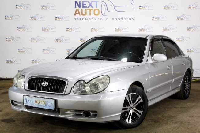 Hyundai Sonata, 2003 год, 145 000 руб.