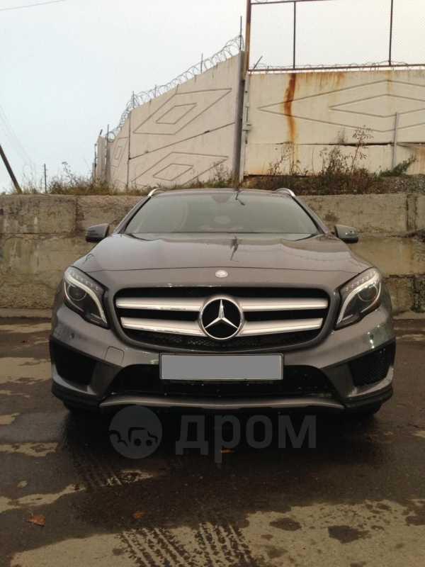 Mercedes-Benz GLA-Class, 2015 год, 1 510 000 руб.