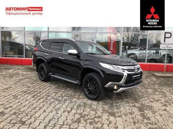 Mitsubishi Pajero Sport, 2019 год, 3 078 000 руб.