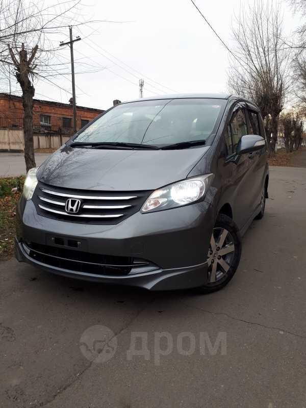 Honda Freed, 2010 год, 599 000 руб.