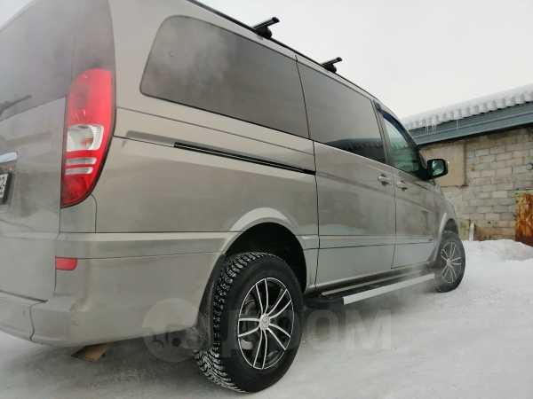 Mercedes-Benz Viano, 2012 год, 1 370 000 руб.