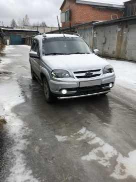 Усть-Илимск Niva 2016