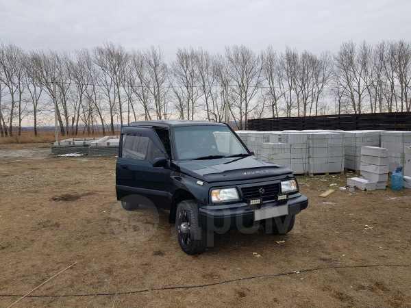 Suzuki Escudo, 1992 год, 365 000 руб.