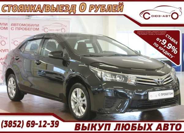 Toyota Corolla, 2014 год, 778 000 руб.