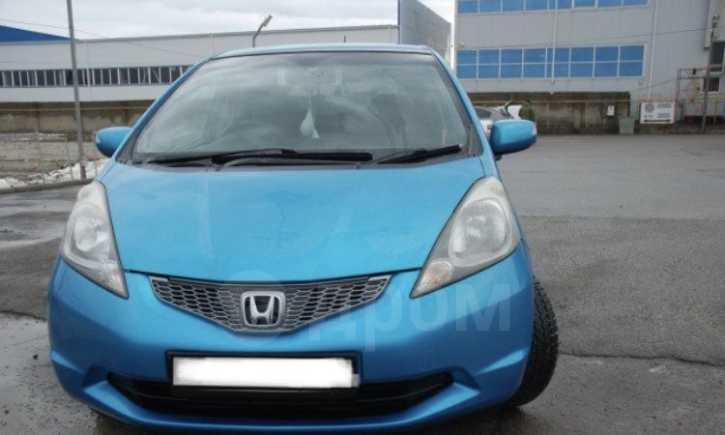 Honda Fit, 2009 год, 480 000 руб.