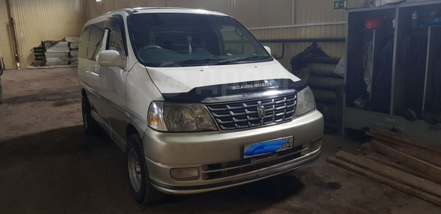 Toyota Grand Hiace, 2000 год, 500 000 руб.