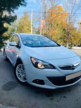 Приморско-Ахтарск Astra GTC 2012