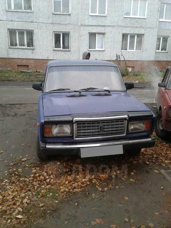 Лада 2107, 2008 год, 71 000 руб.