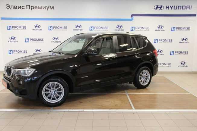 BMW X3, 2014 год, 1 387 000 руб.