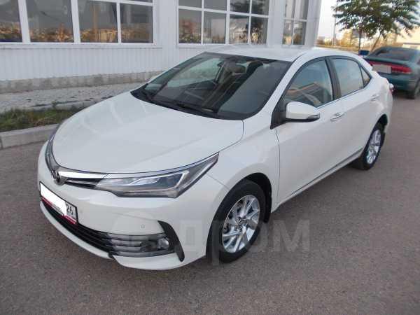 Toyota Corolla, 2016 год, 1 090 000 руб.