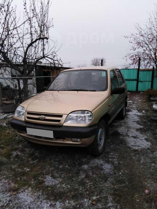 Chevrolet Niva, 2004 год, 165 000 руб.