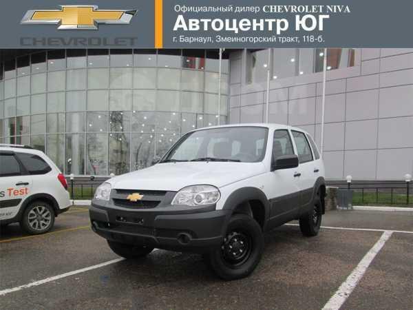 Chevrolet Niva, 2019 год, 558 000 руб.