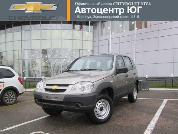 Chevrolet Niva, 2019 год, 585 900 руб.