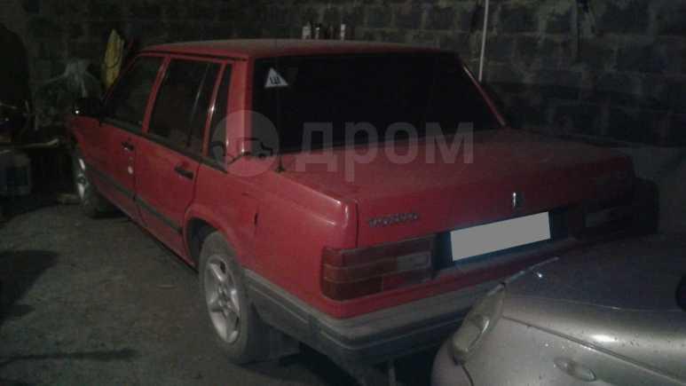 Volvo 740, 1990 год, 95 000 руб.