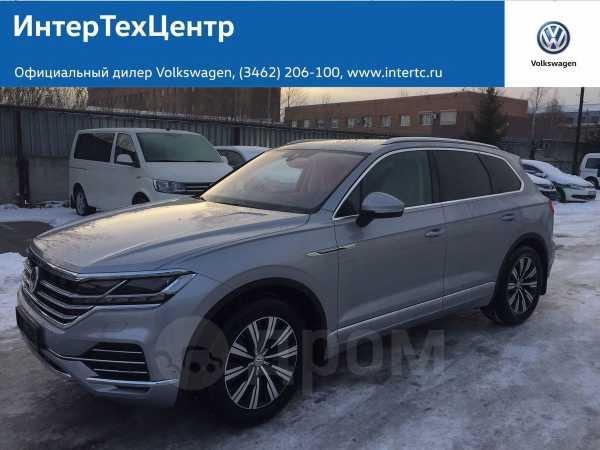 Volkswagen Touareg, 2019 год, 4 322 000 руб.