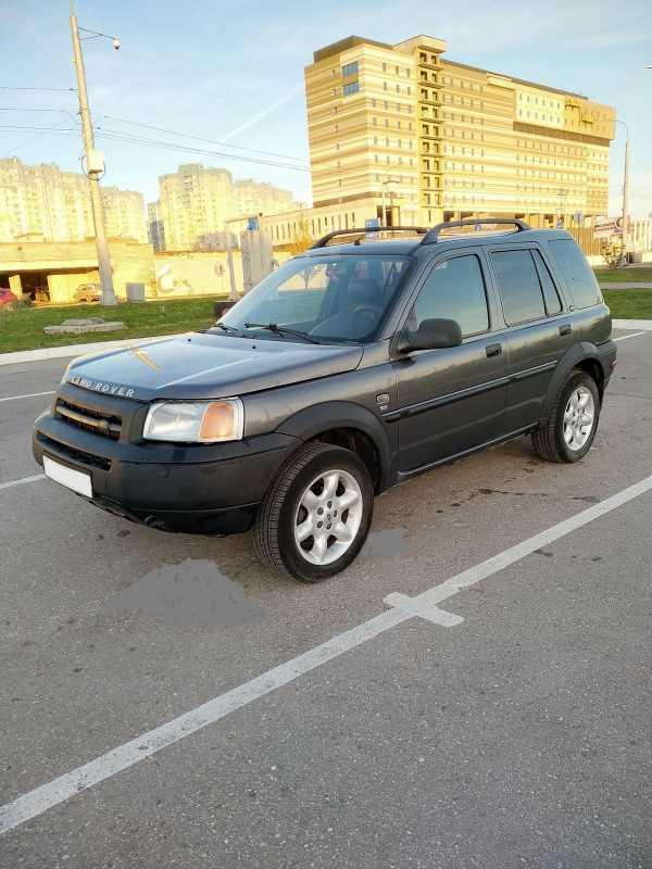 Land Rover Freelander, 2003 год, 269 000 руб.