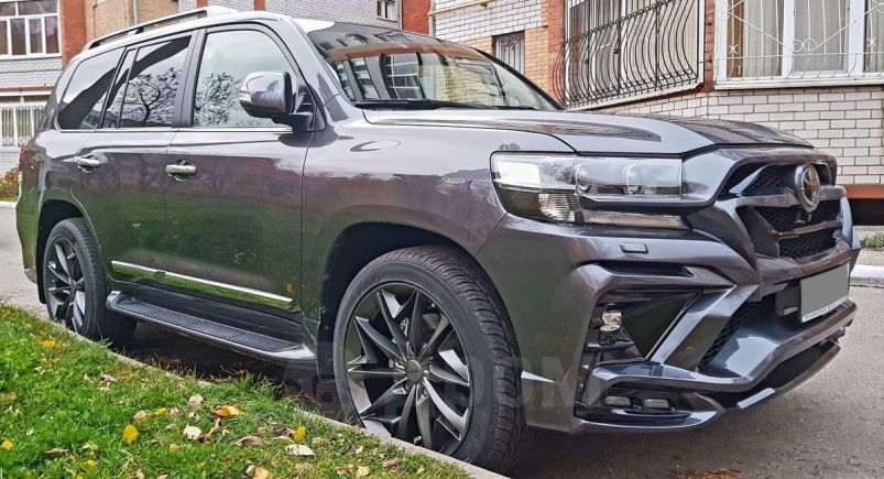 Toyota Land Cruiser, 2018 год, 5 990 000 руб.