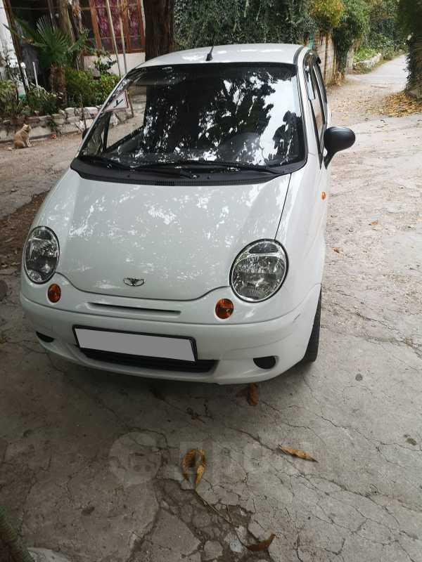 Daewoo Matiz, 2012 год, 110 000 руб.
