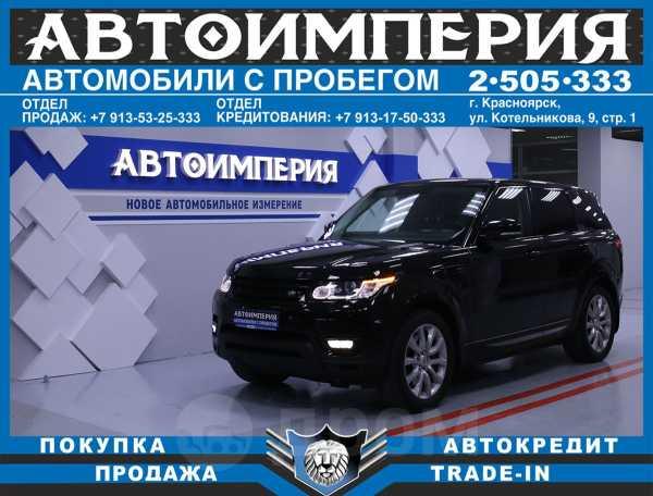 Land Rover Range Rover Sport, 2013 год, 2 300 000 руб.