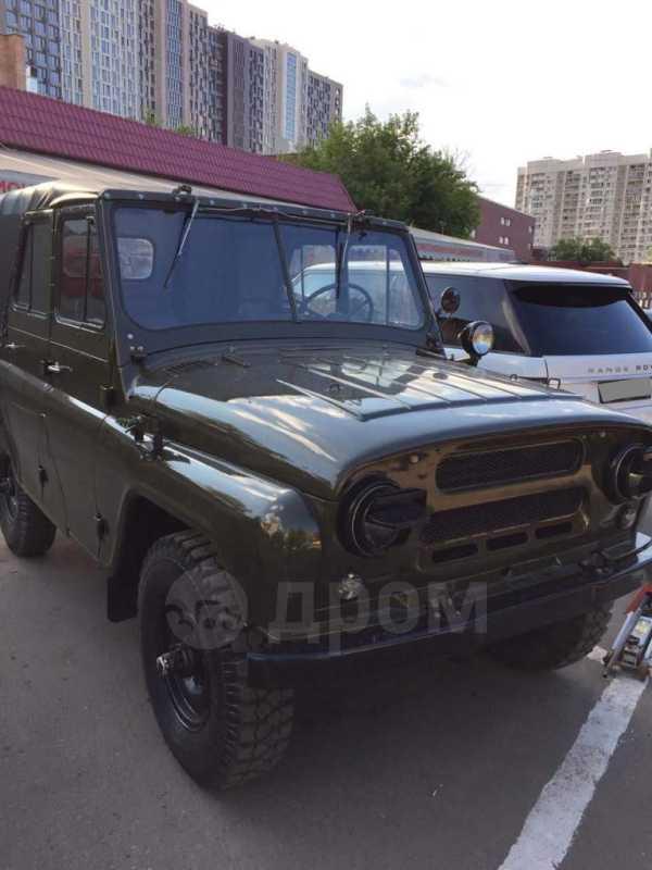 УАЗ 469, 1981 год, 145 000 руб.