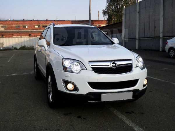 Opel Antara, 2013 год, 860 000 руб.