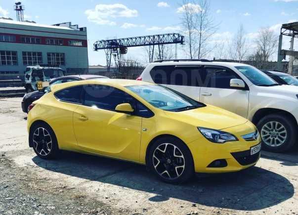 Opel Astra GTC, 2012 год, 780 000 руб.
