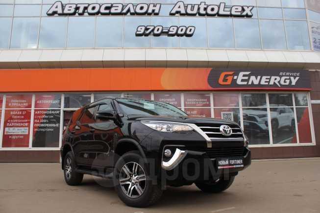 Toyota Fortuner, 2019 год, 2 663 000 руб.