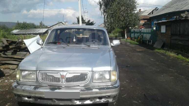 ГАЗ 3110 Волга, 2003 год, 60 000 руб.