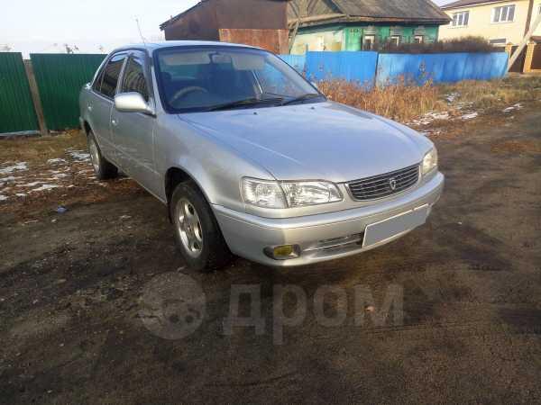 Toyota Corolla, 1999 год, 198 000 руб.