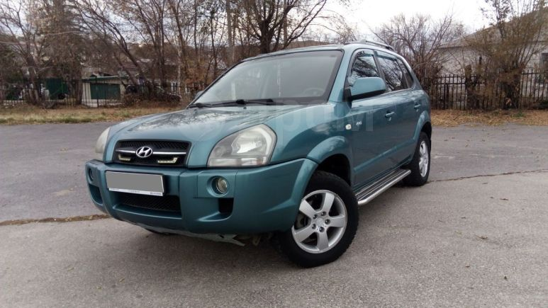 Hyundai Tucson, 2006 год, 470 000 руб.