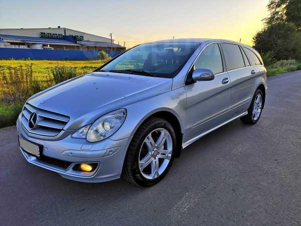 Mercedes-Benz R-Class, 2007 год, 695 000 руб.