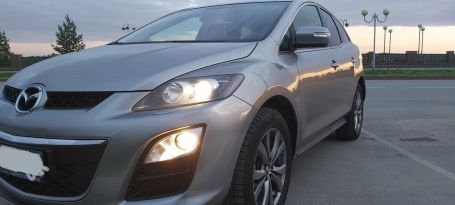Нижневартовск CX-7 2012