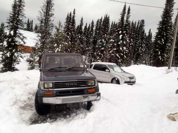 Toyota Land Cruiser Prado, 1991 год, 430 000 руб.