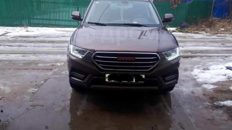 Haval H6 Coupe, 2018 год, 1 300 000 руб.