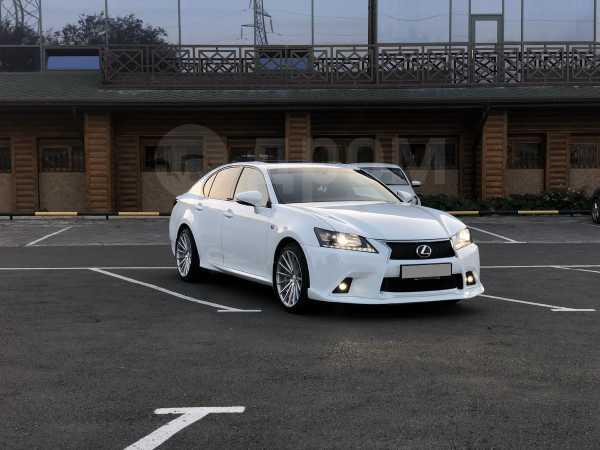 Lexus GS350, 2014 год, 2 350 000 руб.