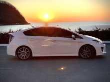 Находка Toyota Prius 2012