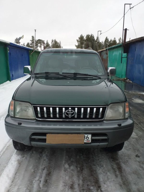 Toyota Land Cruiser Prado, 1999 год, 700 000 руб.