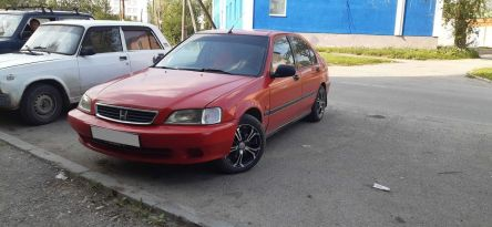 Североуральск Civic 1998
