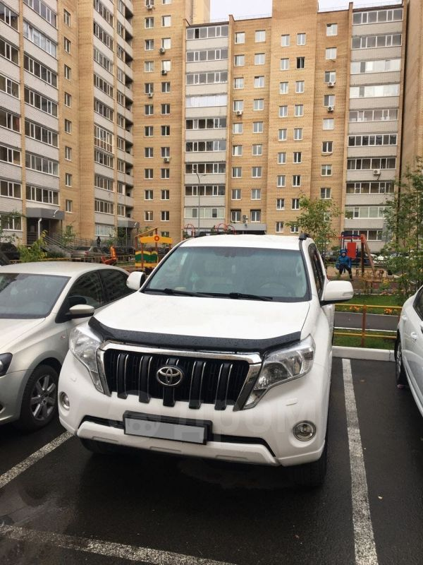 Toyota Land Cruiser Prado, 2015 год, 2 270 965 руб.